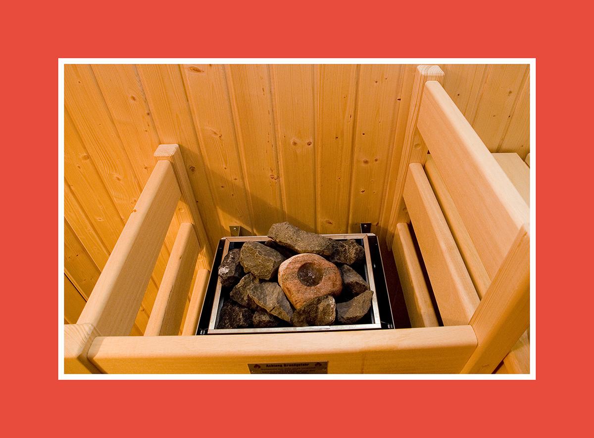 Verdampfer für die Sauna – gemütlich zu Hause