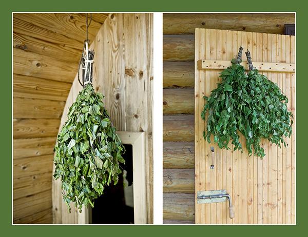 Wenik für die Banja oder russische Sauna