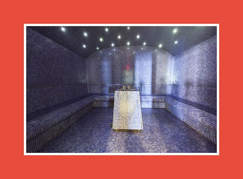 Banjazubehör Saunabeleuchten