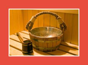 Saunazubehör Schöpfkelle für Sauna
