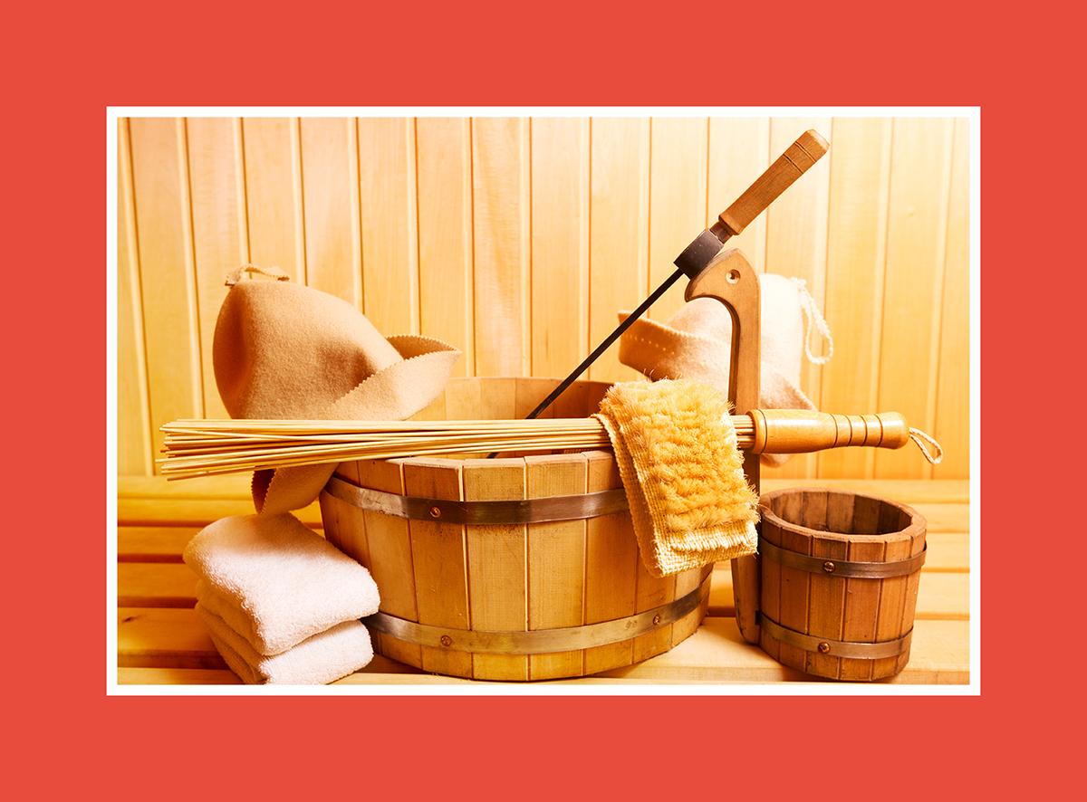 Aufguss Set für Sauna