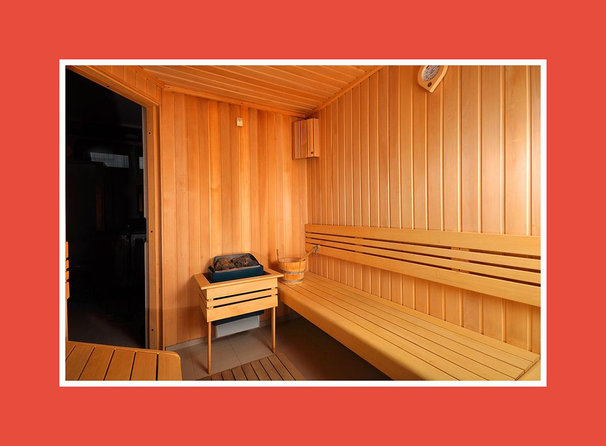 Mini-Saunaofen: Bequem und tragbar