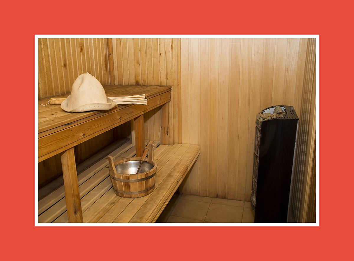 Mini-Saunaofen: Gemütliche Wärme