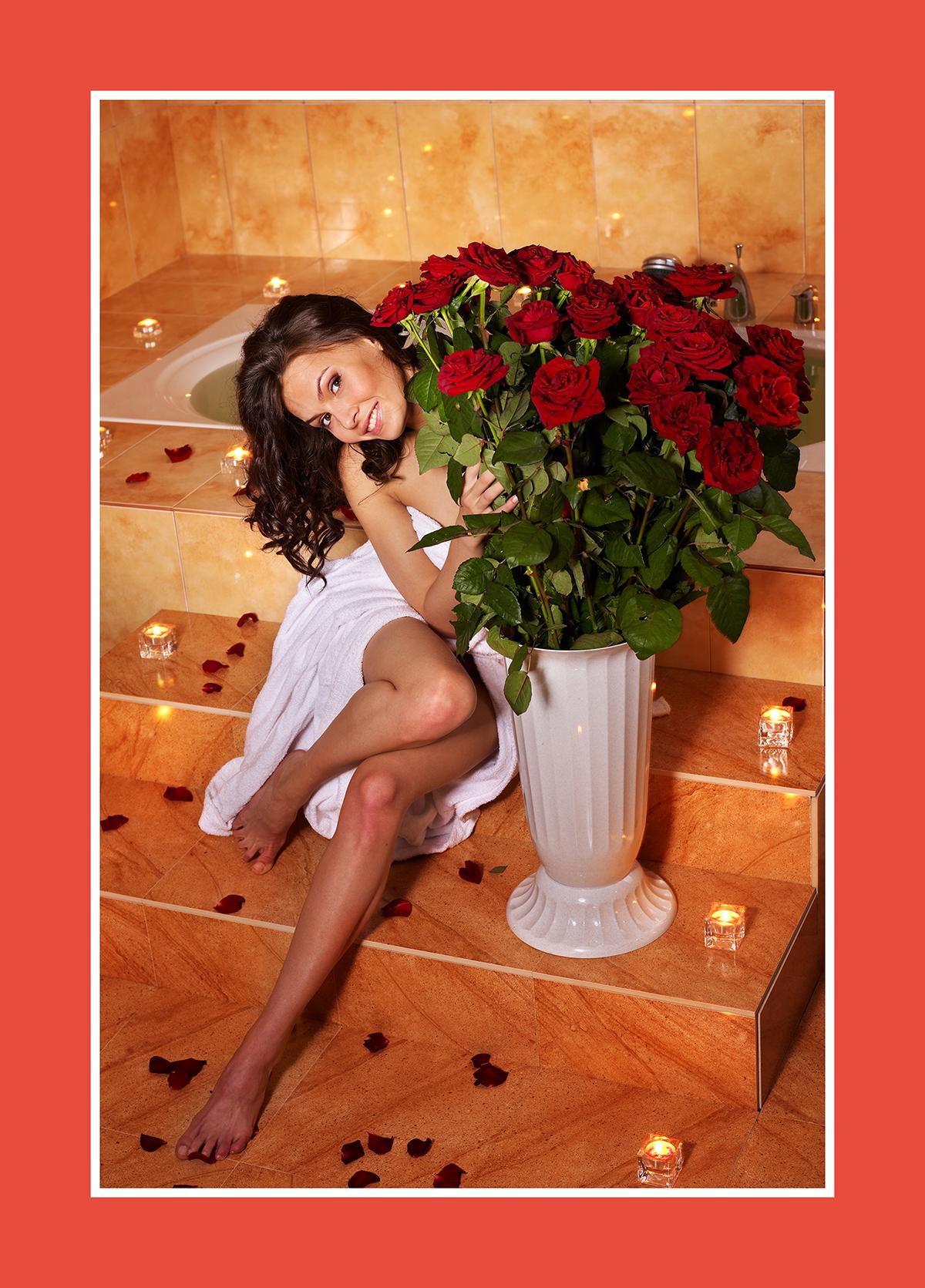 Sauna romantisch: Die Lösung für den 14.2