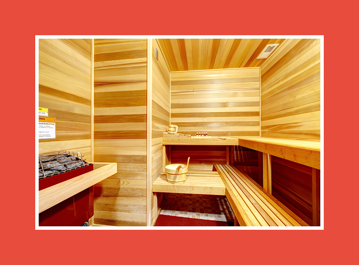 Sauna zu Hause 3