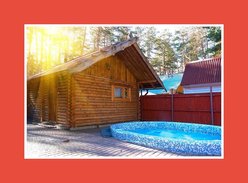 Outdoor Sauna 3