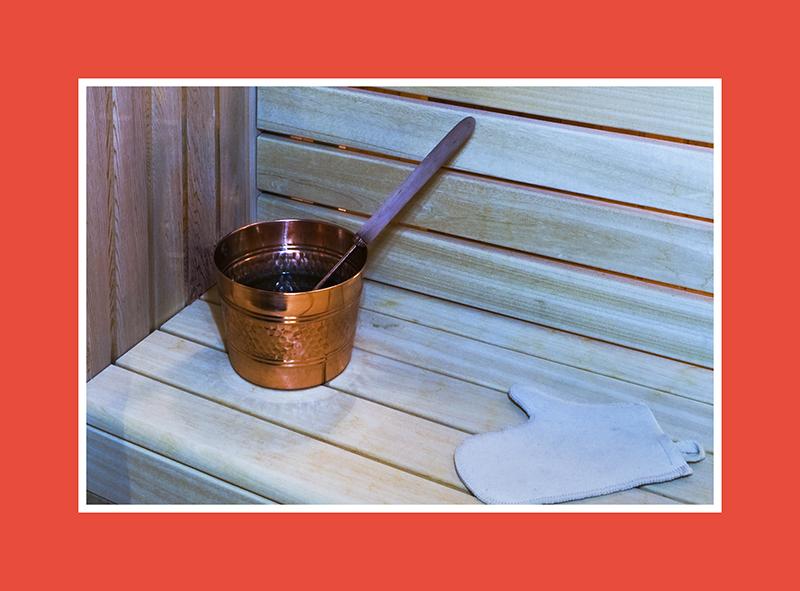 Saunazubehör Sauna Aufgusseimer 3