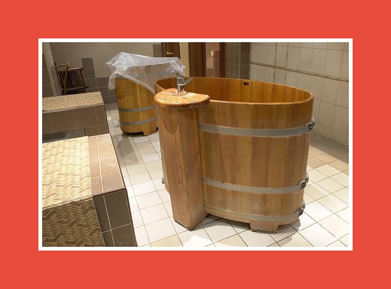 Tauchbecken für Sauna 1