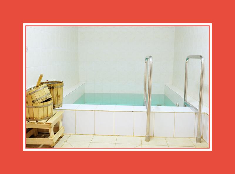 Tauchbecken für Sauna 4